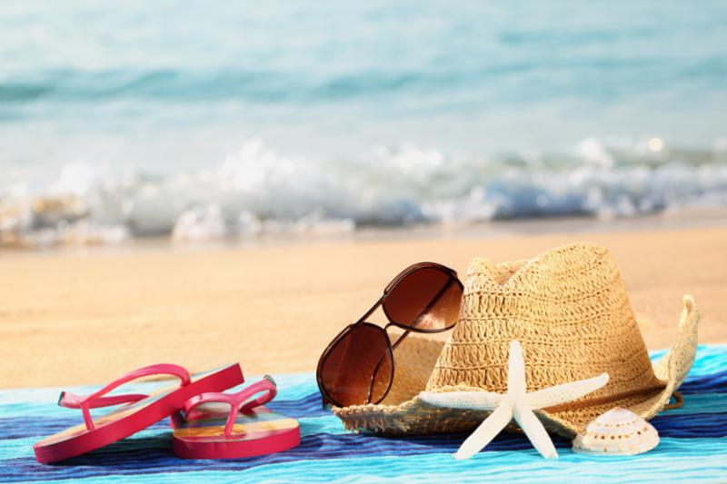 Traveling to the beach? Make sure you have travel insurance everywhere you go